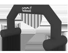 Надувная двухопорная арка, самовозводящаяся. Производство различных размеров и цветов. Изготовление различных форм. Срок 4 дня! www.НадувныеФигуры.РФ Иркутск